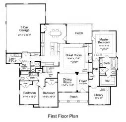Craftsman Floor Plans by Craftsman Ranch House Plan 92604
