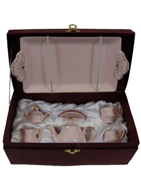 princess pink pattern tea set princess pink miniature doll tea set for american girl