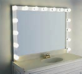 the vanity mirror made available