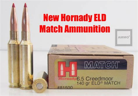 hornady match ammo reviewed by brownells 171 daily bulletin