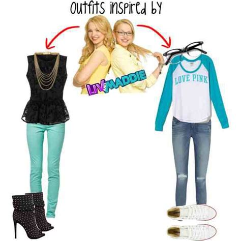 Liv Stylish 31st Birthday by Pics For Gt Liv And Maddie Polyvore