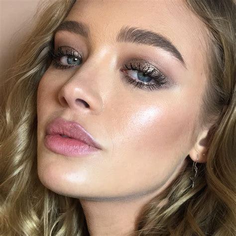 tutorial makeup dewy look make up summer look dewy makeup nikki makeup looks