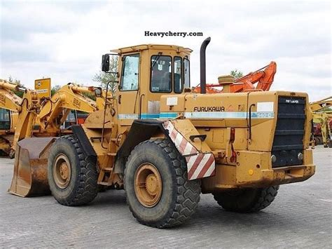 Dresser Heavy Equipment by Dresser 540c 1990 Wheeled Loader Construction Equipment