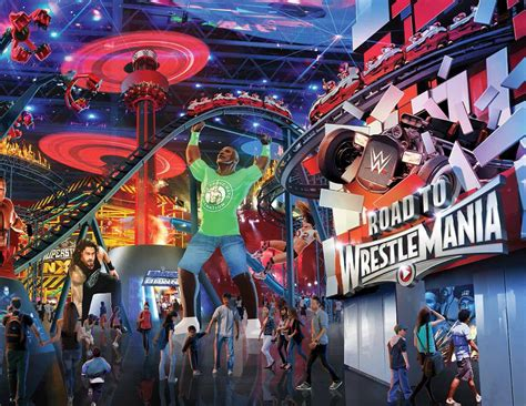 theme park jobs in orlando a wwe theme park is in the works and some think it might