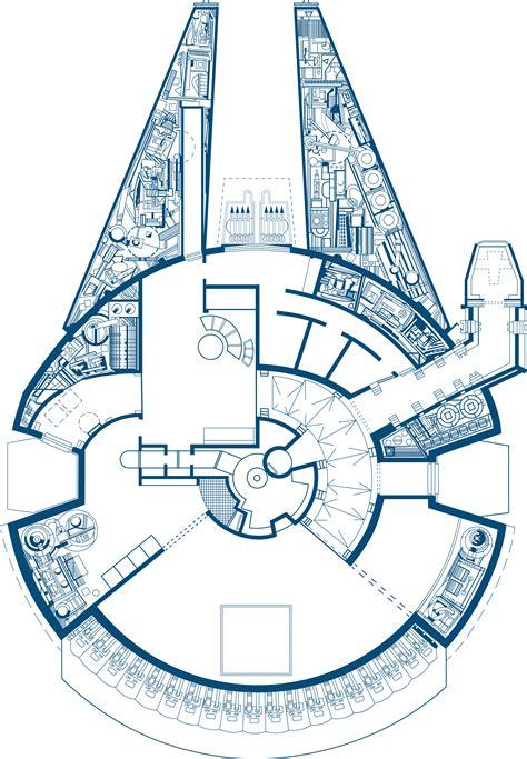 millennium falcon floor plan meze blog millenium falcon floor plan best free home design