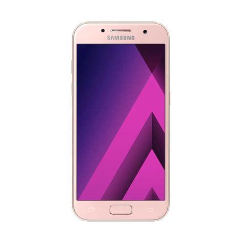 Harga Samsung A3 Water Resistant jual samsung galaxy a3 2017 sm a320 smartphone pink