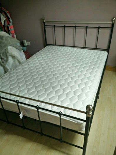 Mattress And Frame For Sale Bed Frame And Orthopedic Mattress For Sale For Sale