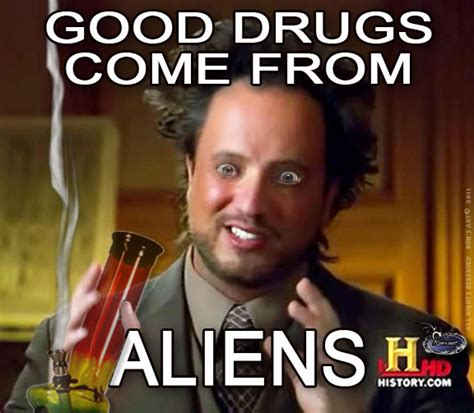 Aliens Meme Original - image 207530 ancient aliens know your meme