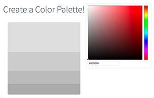 create your own color palette find awesome user curated color palettes with color hunt