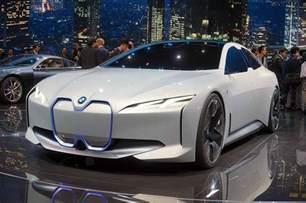 Bmw Vision Bmw I Vision Dynamics Concept Debuts As A Future Tesla