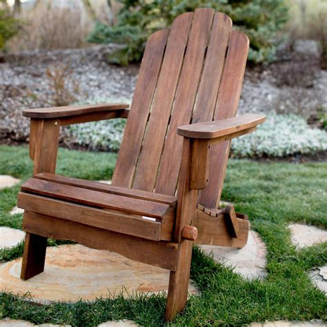 wooden lawn chairs canada walker edison furniture pany boardwalk brown outdoor