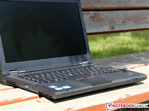 review lenovo thinkpad t430 notebook notebookcheck net reviews