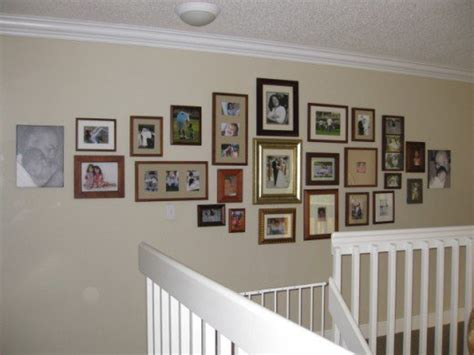 ideas for displaying pictures on walls photo display ideas lily rose photo wall ideas