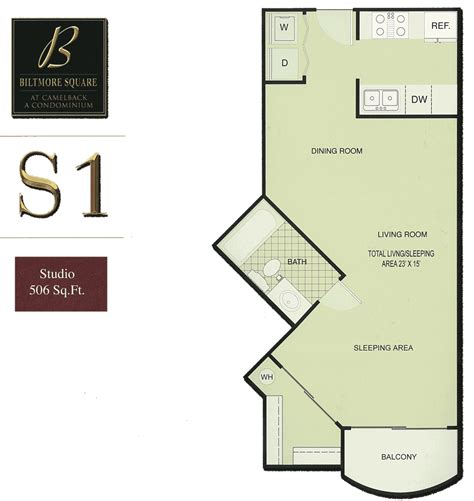 Home Floor Plans With Loft biltmore square condo floor plans