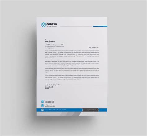 letterhead templates template catalog