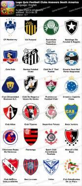 American football logos logo quiz football clubs answers south america