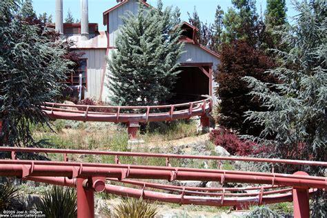Gilroy Gardens Rides by Quicksilver Express Gilroy Gardens California Coaster