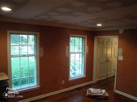 How Much Ceiling Paint Do I Need by Painted Smooth Ceilings Falling In With Your Home Pretty Handy