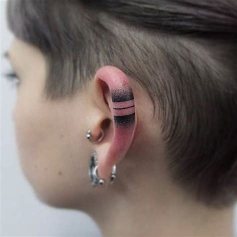 tattoo back ear 40 amazing behind the ear tattoos for women tattooblend