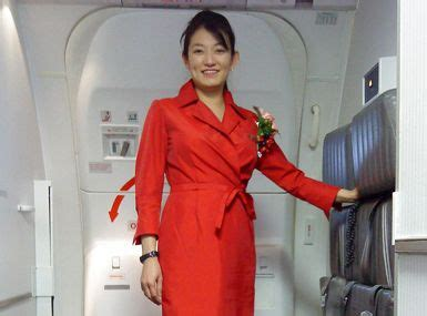 pin airlines flight attendant uniforms hairstyles 2013 delta airlines red wrap dress lr uniform styles