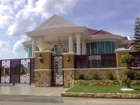 banglo di malaysia rekabentuk rumah sederhana ask home design