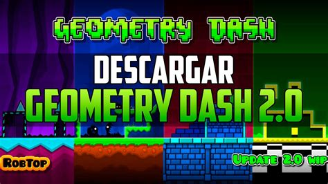 descargar geometry dash full apk ultima version pc descargar geometry dash 2 0 gratis para pc full sin