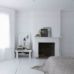 Carpet Or Floorboards In Bedroom Painted White Floorboards Shabby Chic Style 2012 I