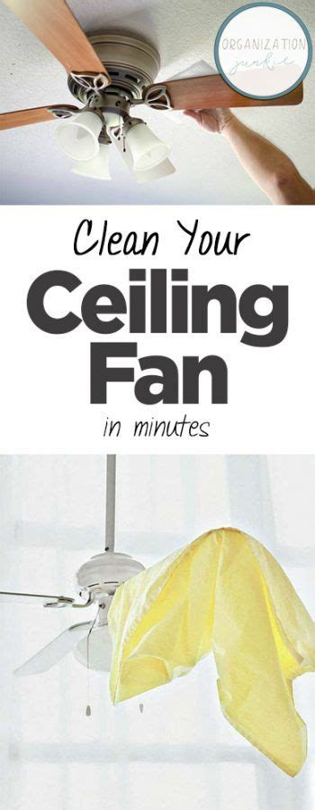 how to clean high ceiling fans the 25 best cleaning ceiling fans ideas on