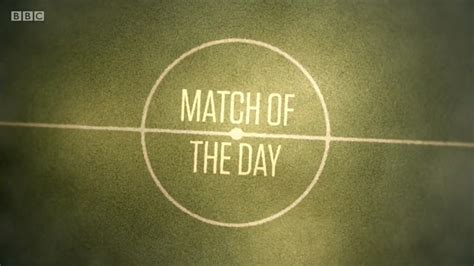 match of the day bbc match of the day 1 10 2016 week 07 full show
