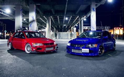 mitsubishi evo 9 wallpaper hd mitsubishi evo ix red blue cars full hd wallpaper 4k