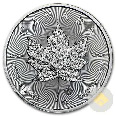 1 oz canadian maple leaf silver 1 oz canadian silver maple leaf coin