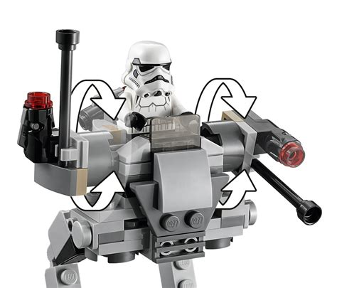 Lego Starwars 75165 Imperial Trooper Battle Pack lego wars imperial trooper battle pack 75165