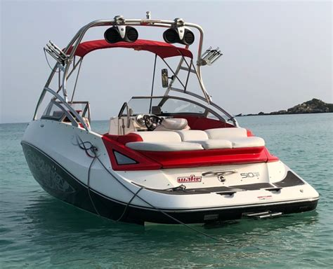 510hp twin jet engine wake boat boats power boats for - Wake Boat Engines