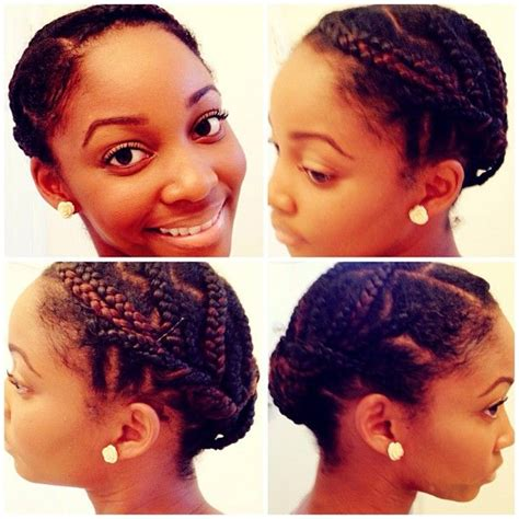 how to protecting edges while wearing braids the mini 124 best images about protect those ends and edges baby