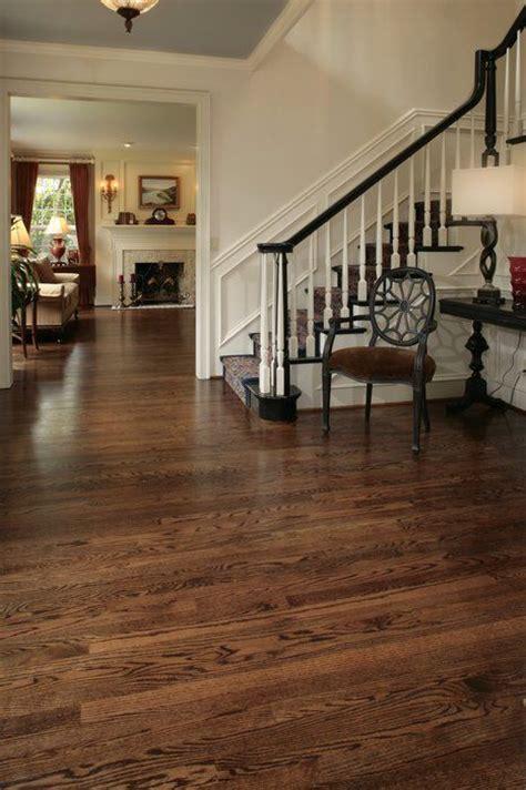 Tech Brown modern tech floors coffee brown stained oak