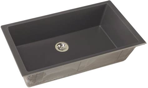 elkay quartz luxe sink reviews elkay elxrup3620ch0 36 inch quartz luxe undermount kitchen