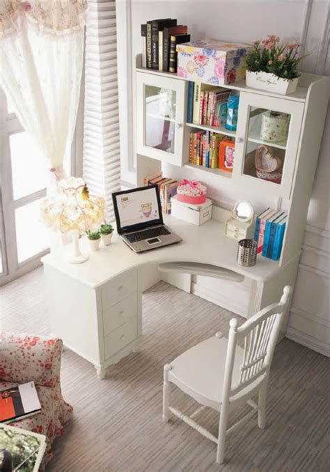 white desk for small space desk inspire corner desks for small spaces design ideas