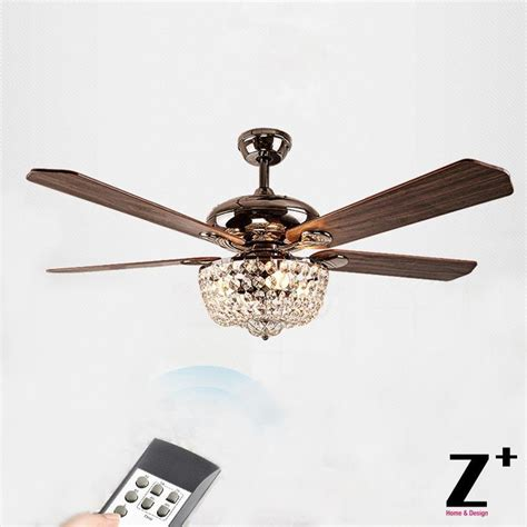 chandelier style ceiling fans american country style led lights fan chandelier