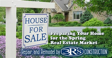 prepare your home for spring preparing your home for the spring real estate market 2