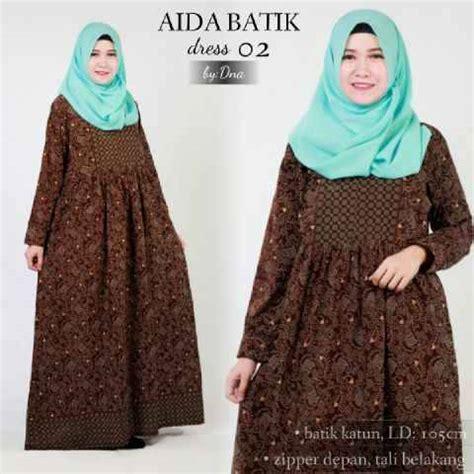 Dress Batik 01 aida batik dress 02 butik destira jogja