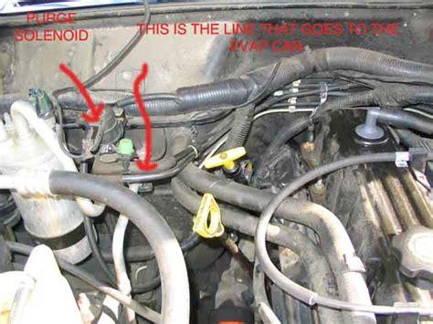 evap leak fault fixed jeepforumcom