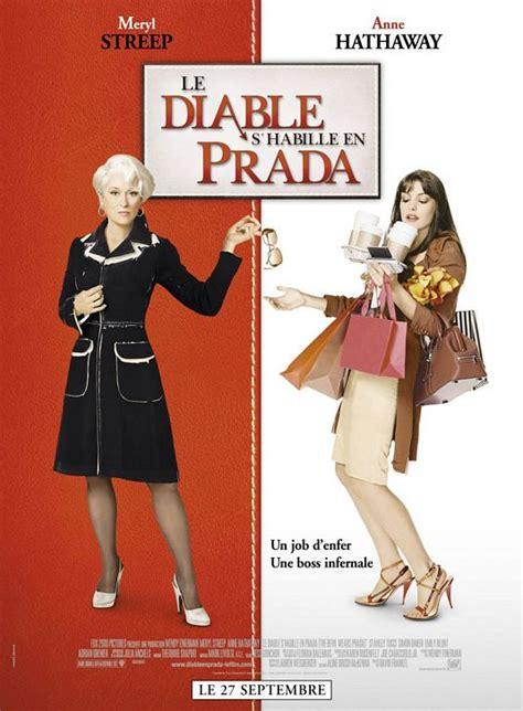 The Devil Wears Prada 2006 Film The Devil Wears Prada Movie Poster 3 Of 4 Imp Awards