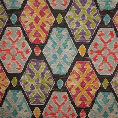 kilim pattern fabric p kaufmann big sky smoke scarab kilim rug pattern 60