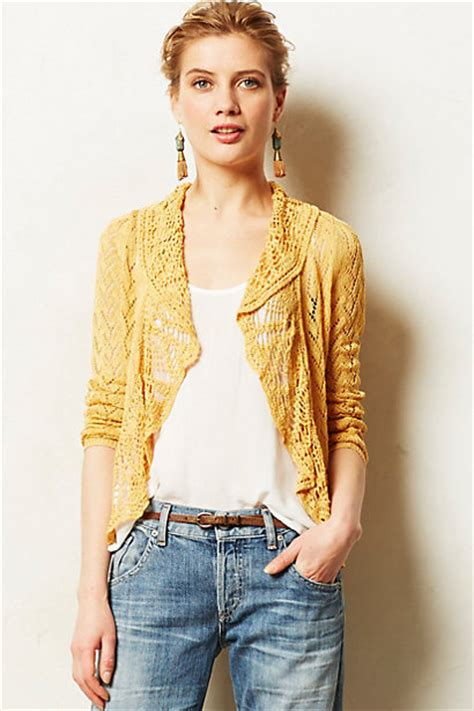10 Light Sweaters And Cardigans For Summer