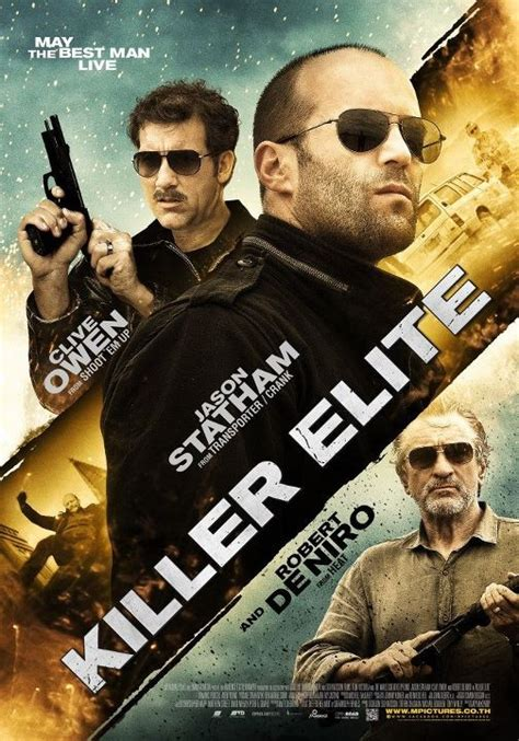 killer elite movie killer elite review and rating فيلم الأكشن الأكثر من الرائع killer elite 2011 1080p