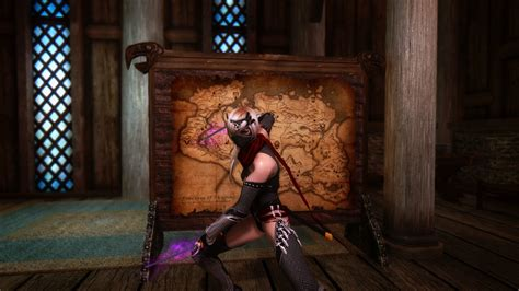 tera skyrim hair mod tera armors collection for skyrim male and unp female at