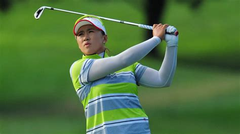 amy yang golf swing amy yang golfer profile at sports pundit