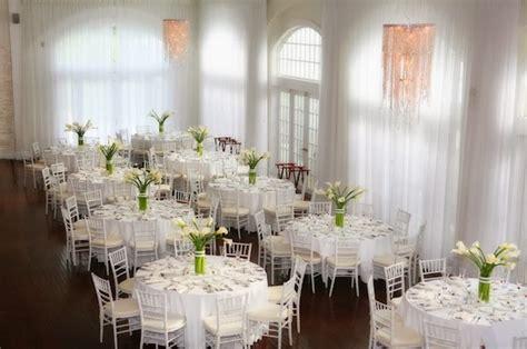 Beautiful Table Centerpieces 20 pretty excellent all white reception decor decor advisor