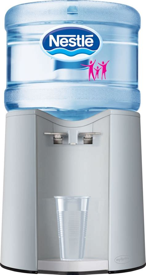 Water Dispenser Nestle nestl 233 waters direct launches myspring in portugal