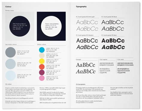 layout brand guidelines 17 best images about brand guidelines on pinterest